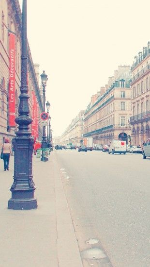 Paris Street The Iphone Wallpapers Tumblr Photography Vintage Style Wallpaper Ipad Mini Wallpaper