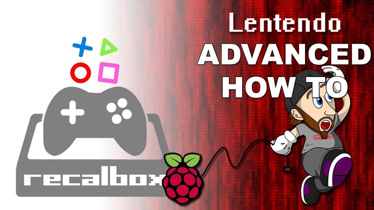 HOW TO Setup a Raspberry Pi - Recalbox Advanced Settings for
