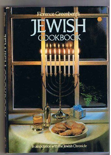 Florence Greenbergs Jewish Cookbook *** Check out this great product.