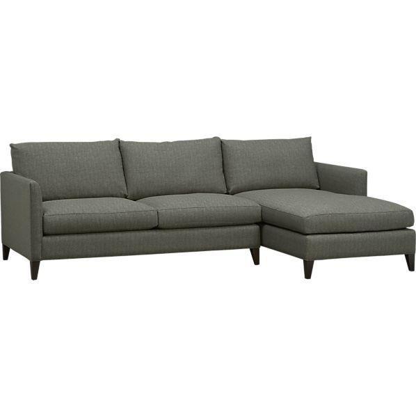 Klyne Ii 2 Piece Sectional Sofa Sectional Sofa 2 Piece