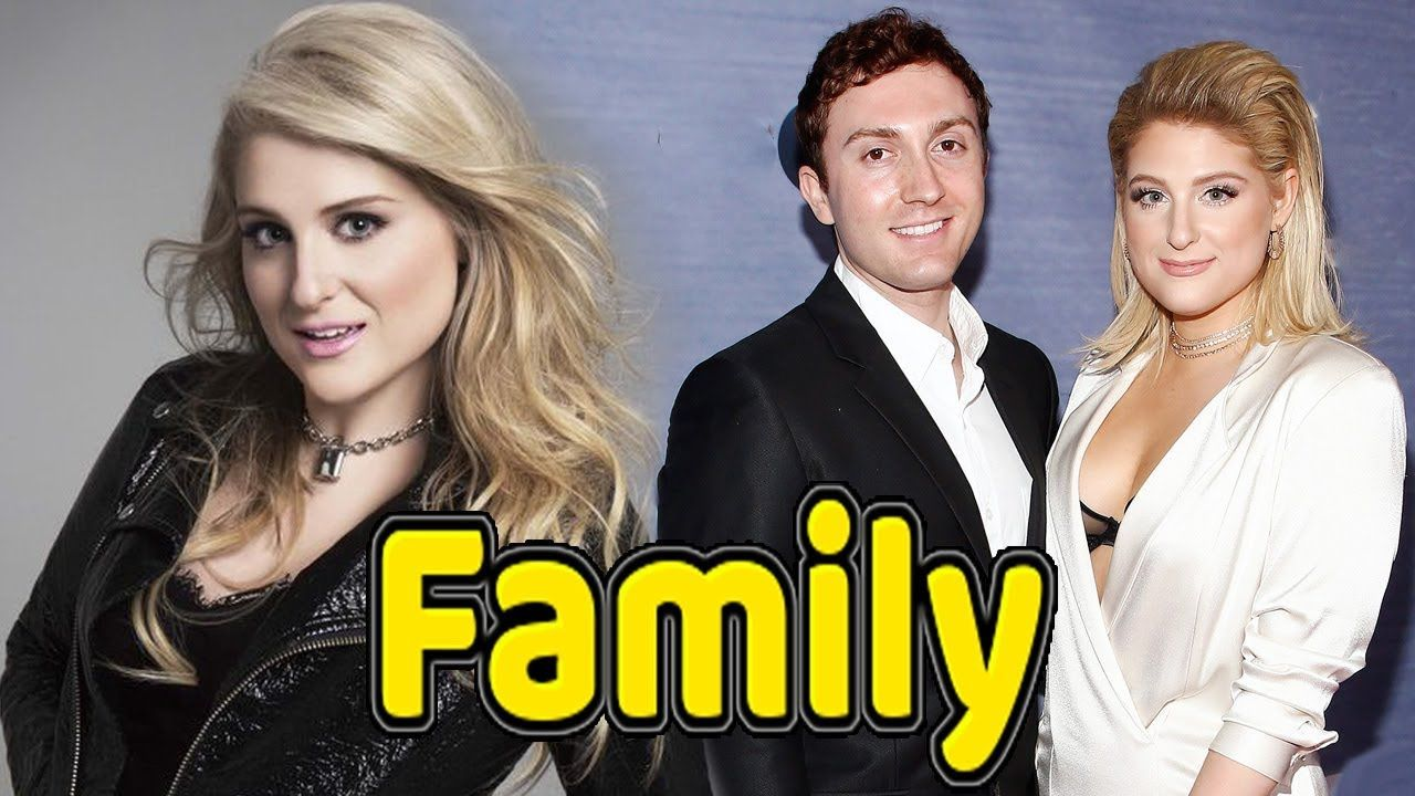 Meghan Trainor Family Photos With Father Mother And Husband Daryl Sabara Hollywood Celebrities Bollywood Celebrities Daryl Sabara