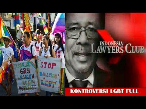 ILC 16 Februari 2016 Indonesia Lawyers Club Terbaru 'KONTROVERSI LGBT'