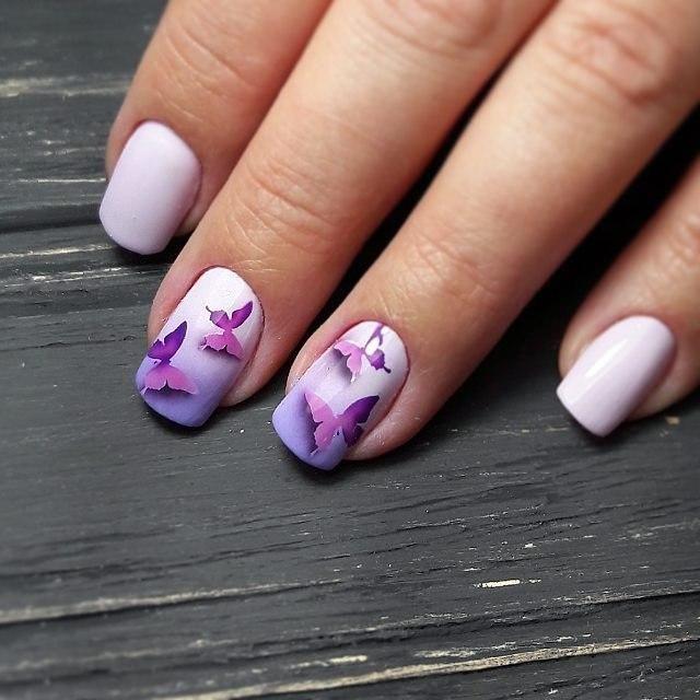 Фото дизайн ногтей вконтакте