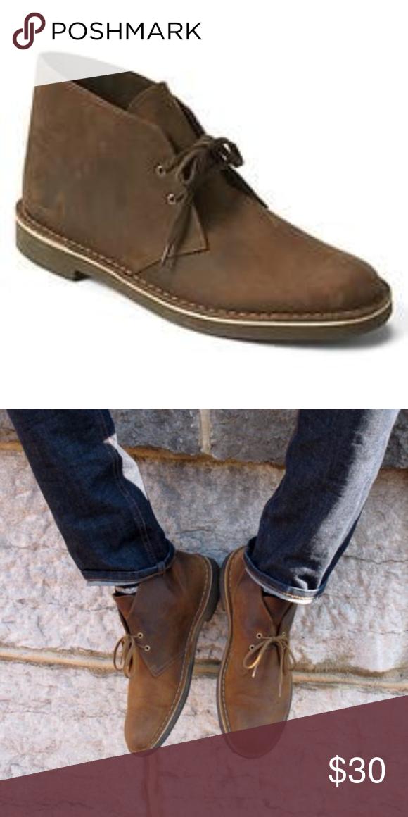 0056574355e1d Mens Clarks x Gap Desert Boots Barely worn; men's size 9 desert boots. Just  a little too big for me. Clarks Shoes Chukka Boots
