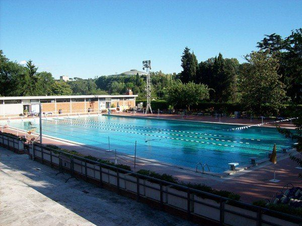 The 5 Best Swimming Pools in Rome Cool swimming pools