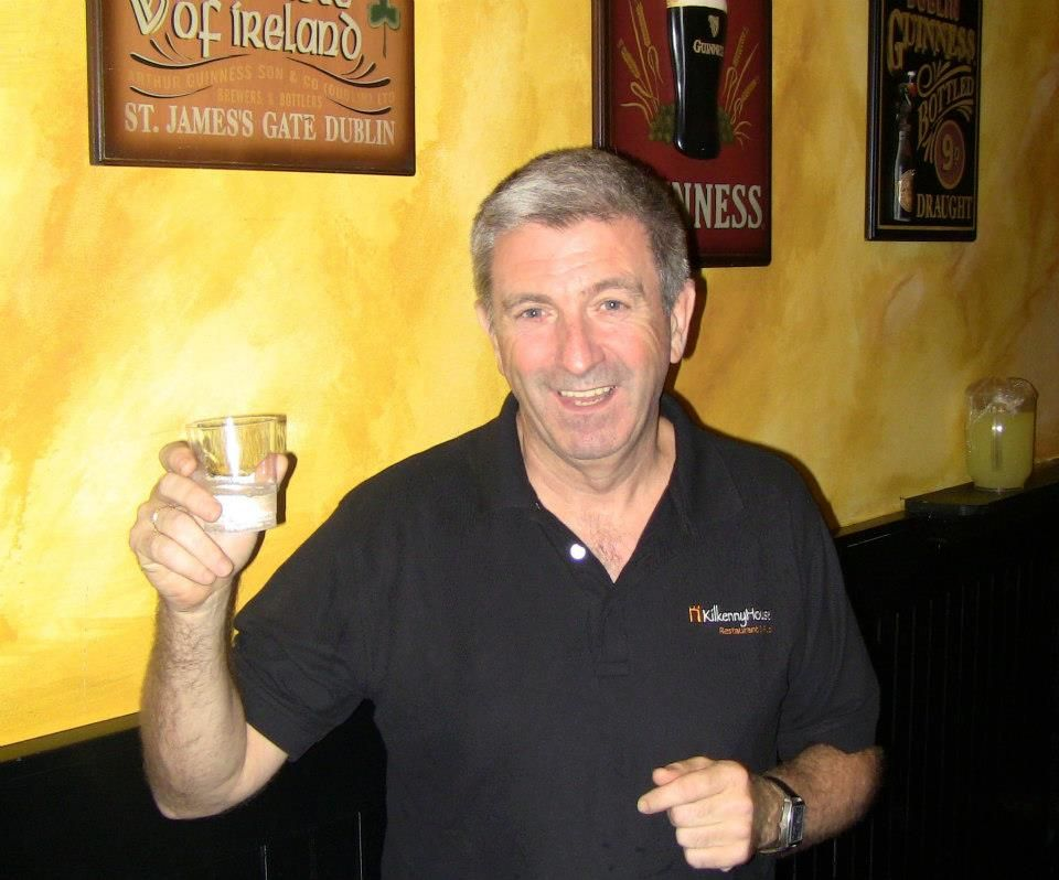 Cranford Business Profile: Barry O'Donovan, The Kilkenny House