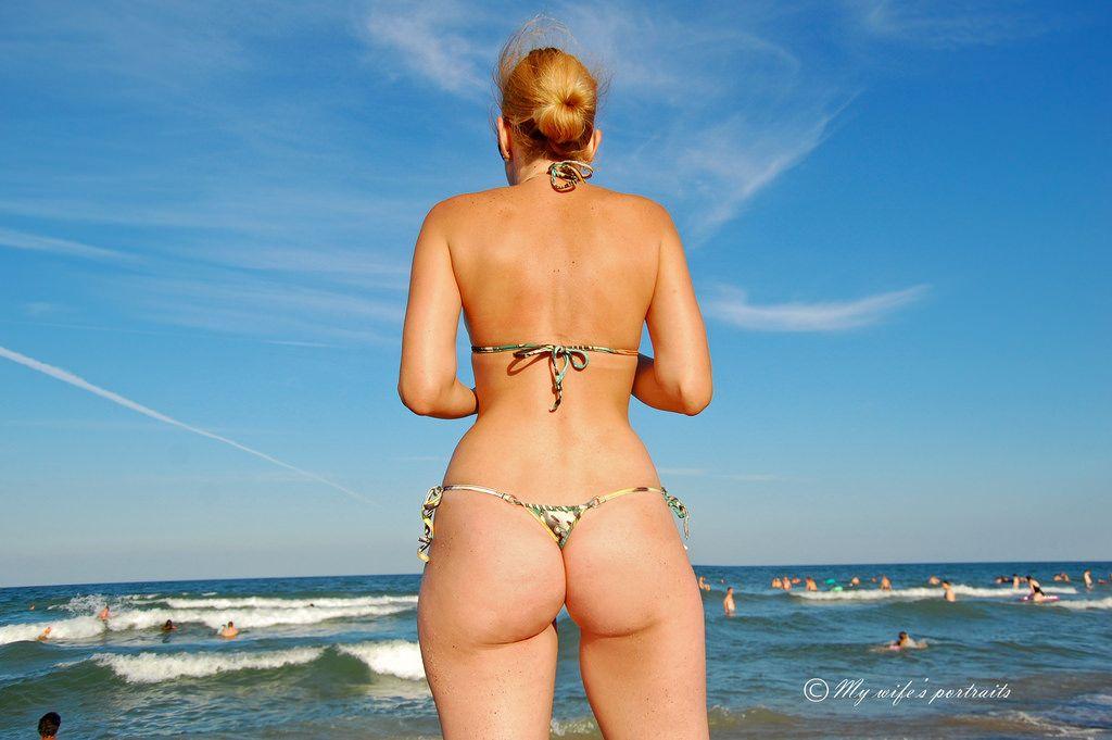 My Wifes Bikini