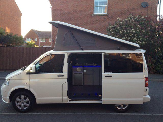 VW T5 Camper Van New Conversion For Sale