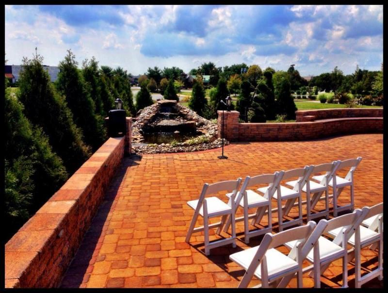 Executive Banquet And Conference Center Wilmington Delaware Has A New And  Gorgeous Outside Patio And Flowing