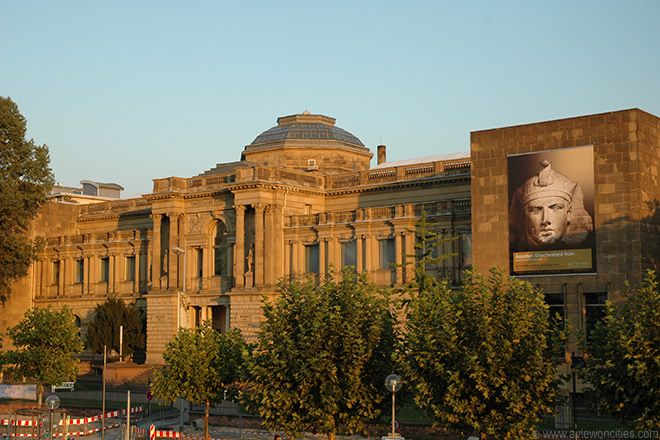 Stadel Museum Frankfurt Frankfurt Museum Germany