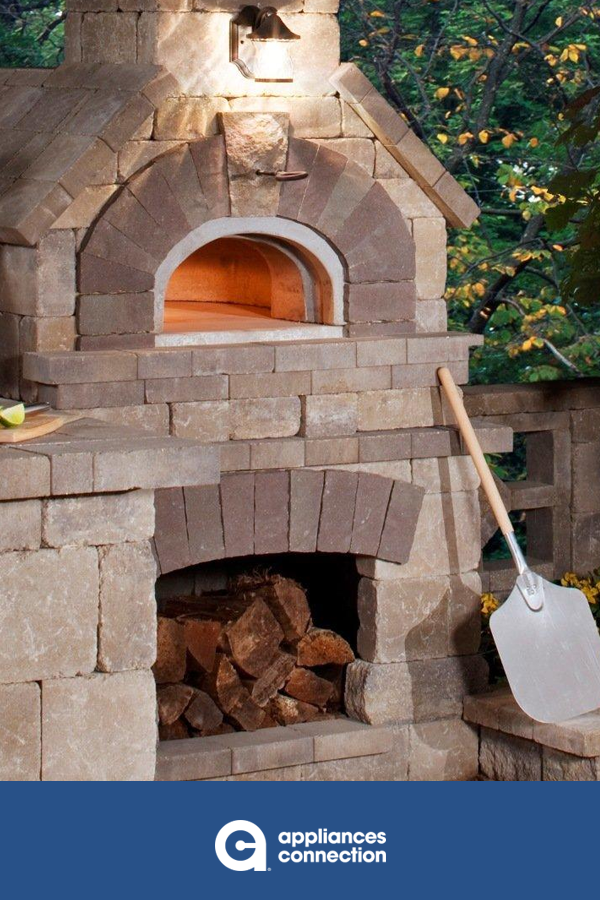Take Outdoor Entertaining To The Max With Over 2 000 Square Inches Of Cooking Space The Cbo 1000 Pizza Oven Diy Kit Is T Diy Pizza Oven Brick Oven Pizza Oven