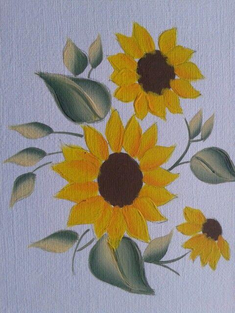 Pin On Sunflowers