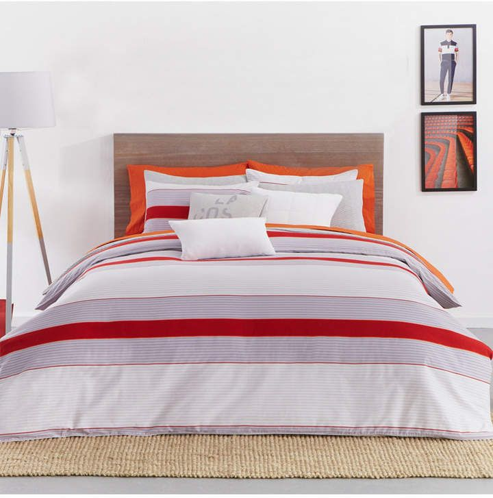 Lacoste Home Lacoste Sirocco Twin/Twin Extra Larg Comforter Set & Reviews - Comforters - Bed & Bath - Macy's
