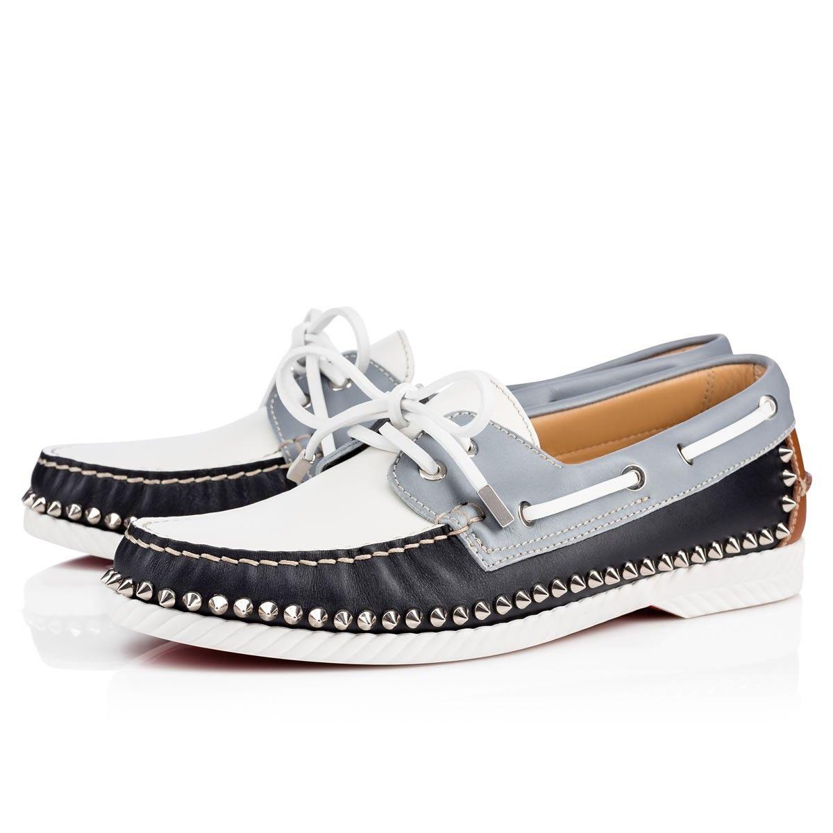 chaussure bateau louboutin