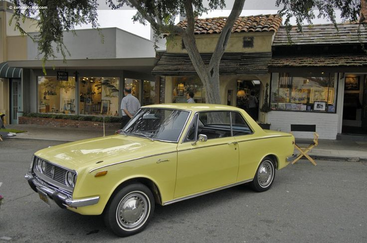 Toyota Corona coupé 1968