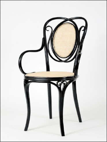 Side chair half fauteuil palais palffy