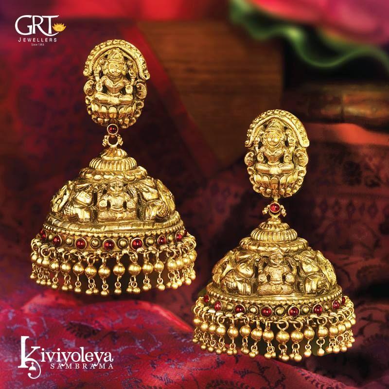 #Gold #Earrings
