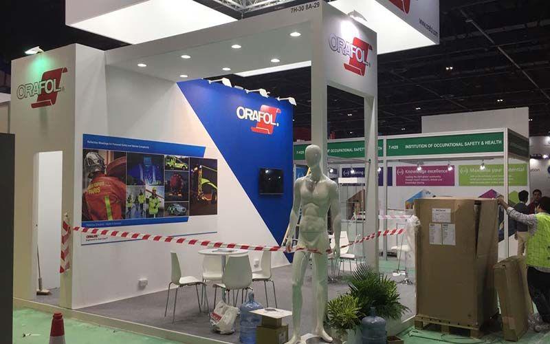 Exhibition Stand Design And Build Dubai : We are leading exhibition stand construction in dubai providing