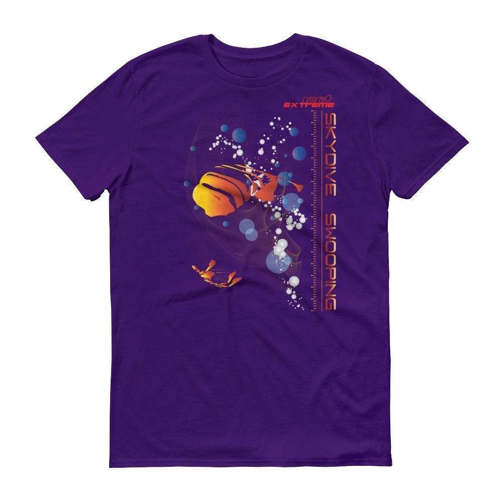 Skydive SWOOP - Men`s Colored T-Shirts