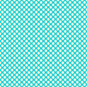 Free Digital Scrapbook Paper - Aqua & Cream Stripes