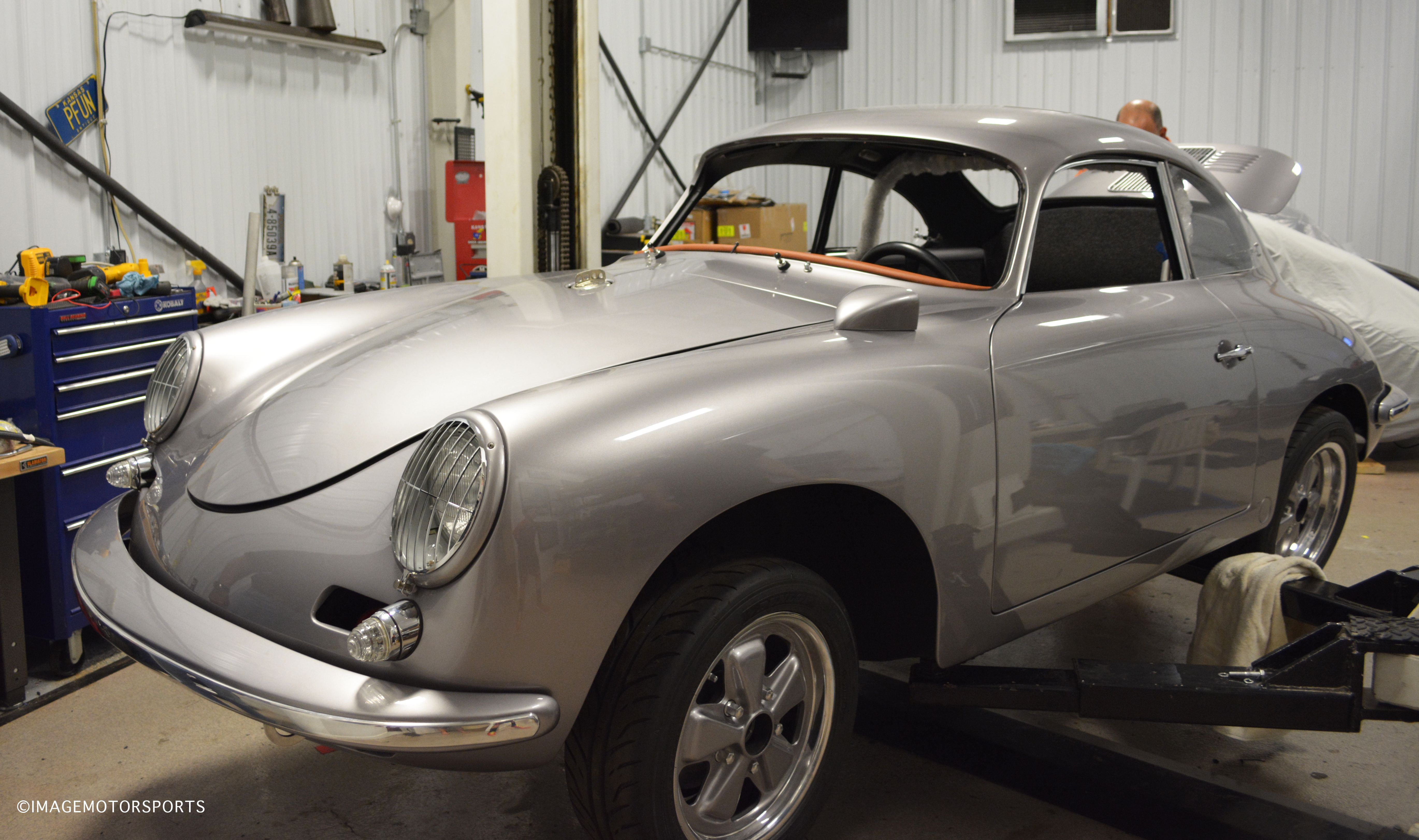 1962 Porsche T 5 Coupe With GT Addition Detailed Pictures And Video Visit The