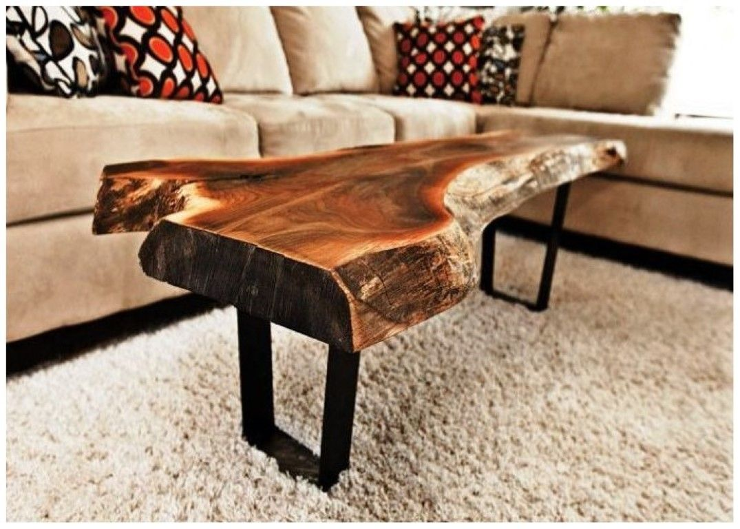 Tree Trunk Coffee Table Los Angeles Make A Tree Trunk Coffee