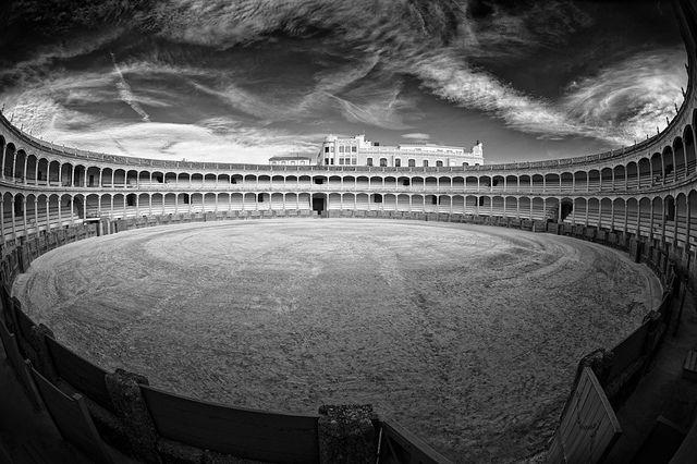 Plaza de Toros Ronda by Allard Schager
