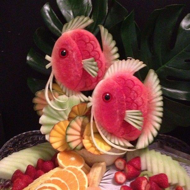 Edible fruit design