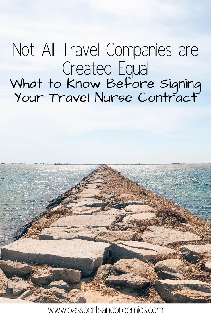 Not All Travel Nurse Companies Are Created Equal What To Know