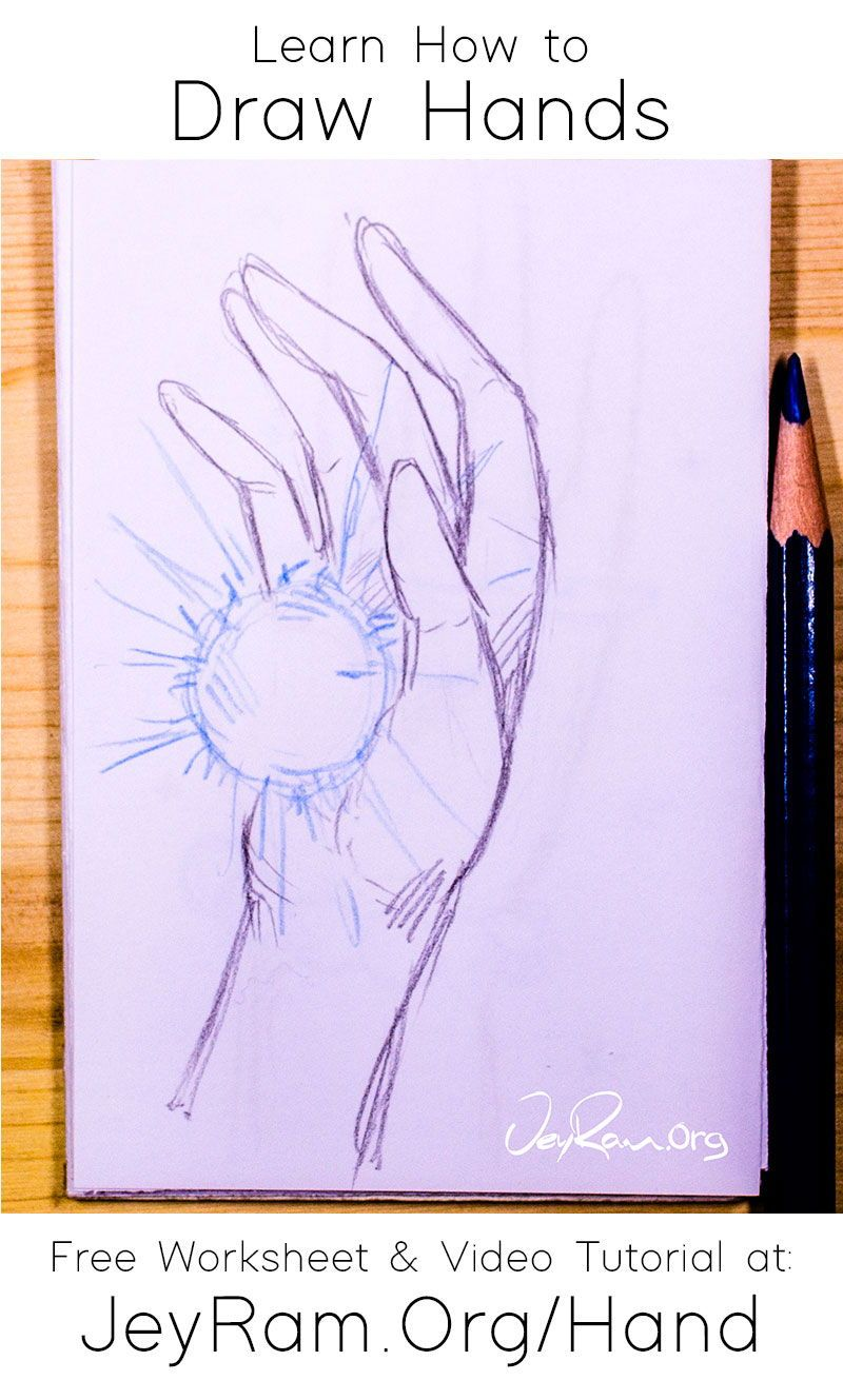 How To Draw Hands For Beginners In 2020 How To Draw Hands Free Hand Drawing Drawings