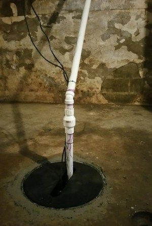 Diy Project How To Install A Sump Pump Sump Pump Diy Plumbing