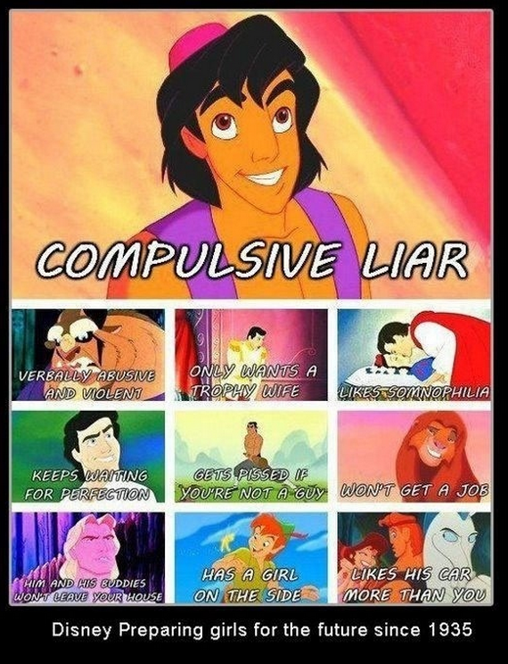 Disney orgie poster ondeugende Gay Porn