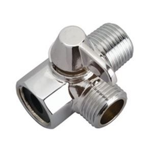 Picture Of Moen M1941 Three Way Shower Diverter Valve In Chrome