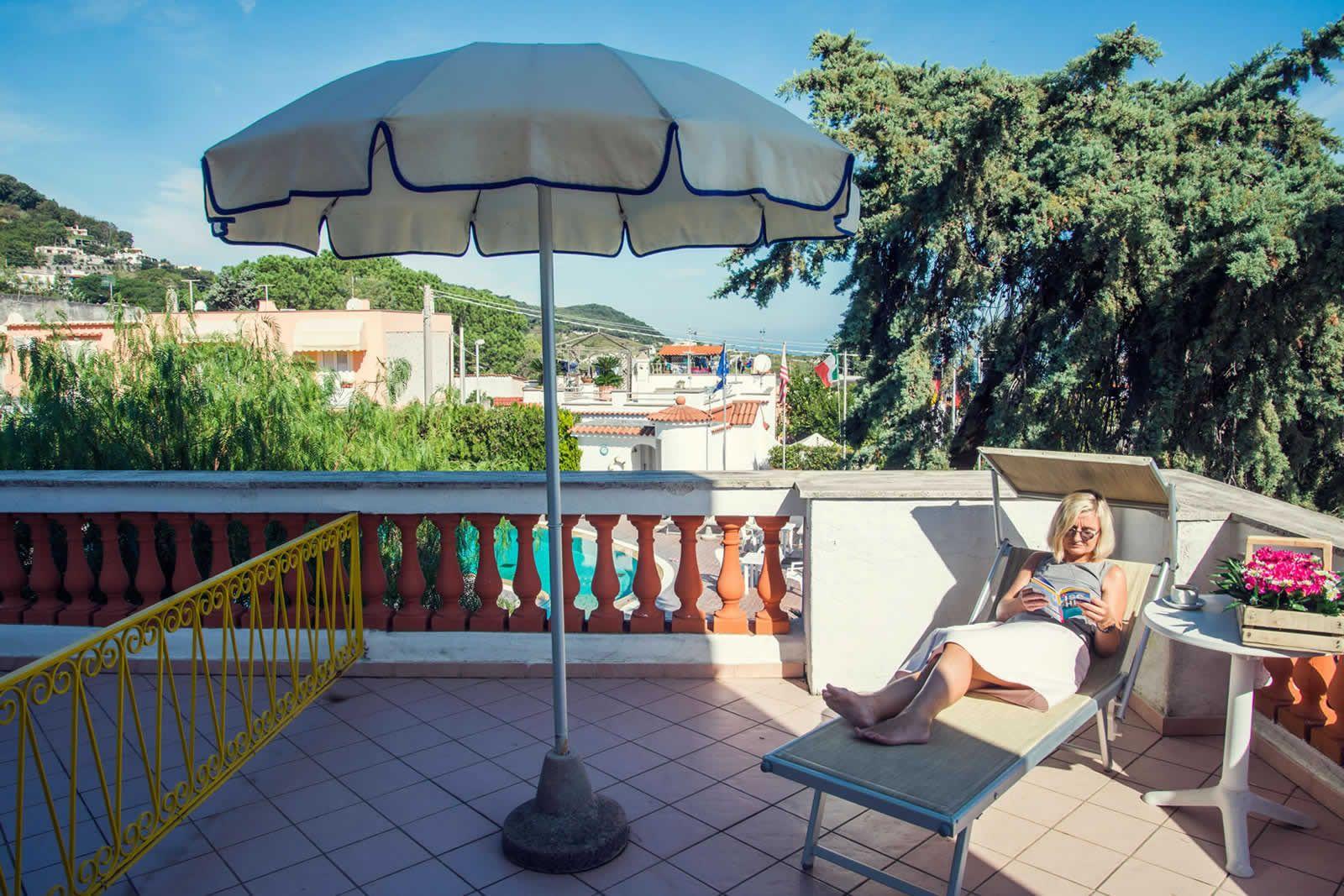 Rooms Hotel Internazionale Ischia info