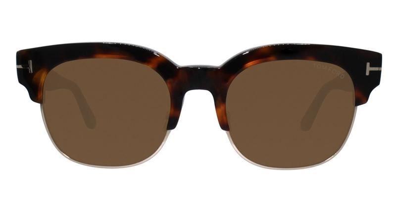 279354b6a2333 Tom Ford Harry-02 Tortoise   Brown Lens Sunglasses  fashion  clothing  shoes