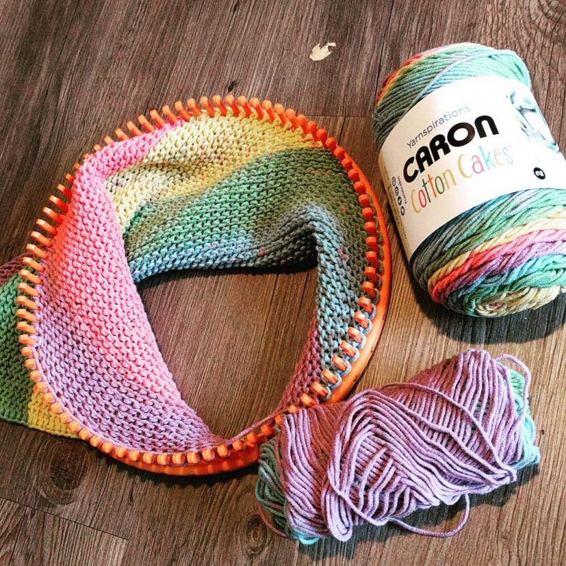 Easy and Cute LOOM KNITTING Image pattern Ideas for 2019 - Crochet Blog!