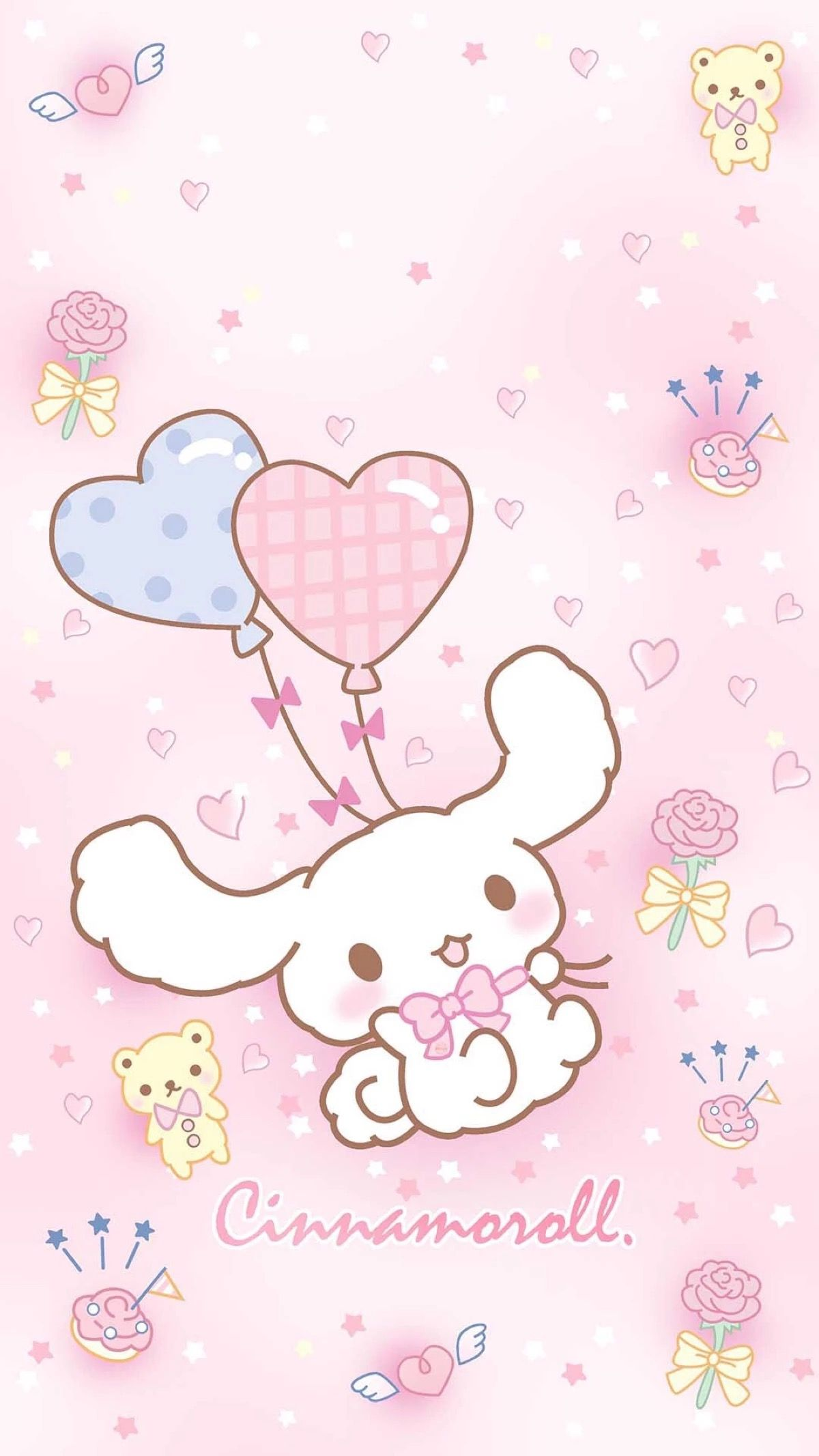 Cinnamoroll Twins In 2019 Cute Wallpapers Kawaii