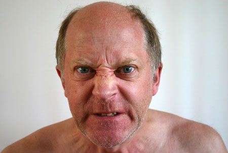 Image result for angry man's face