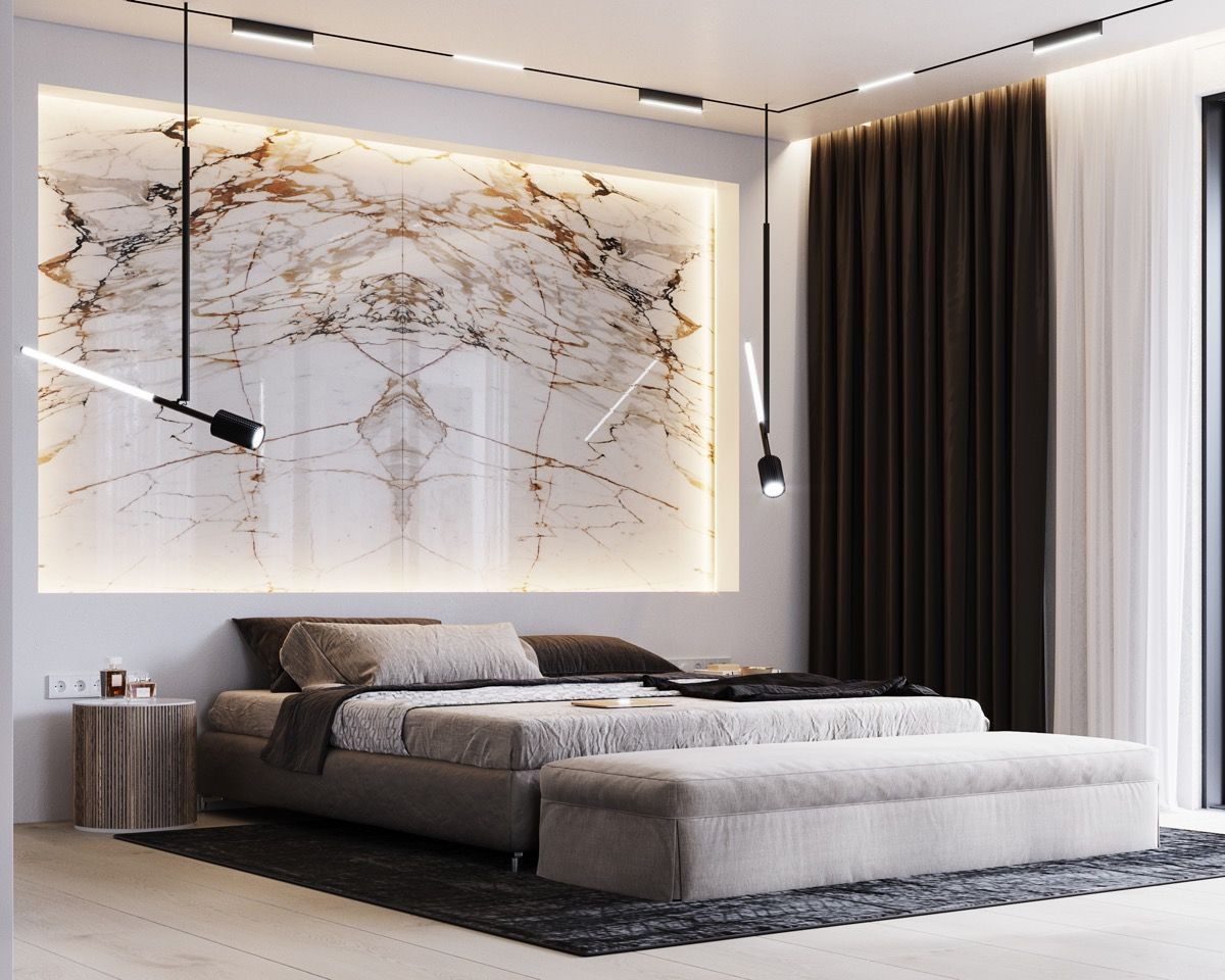 51 Luxury Bedrooms With Images Tips Accessories To Help You Design Yours Modern Luxury Bedroom Luxurious Bedrooms Luxury Bedroom Master