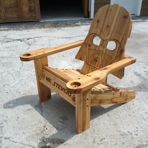 Star Wars StormTrooper and R2D2 'Alderaandack' Chairs ...