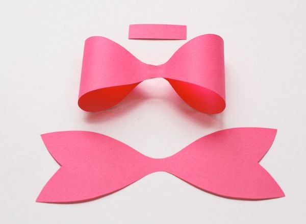 IVe Gotten Some Questions Asking How I Made The Paper Bow On The