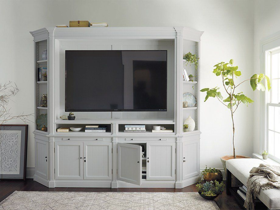 Athens Modular Media Cabinet With