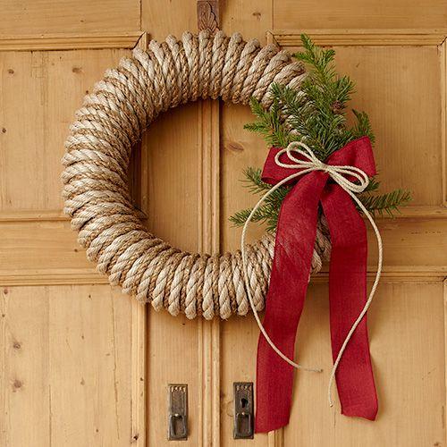 Coastal Holiday Wreath   Stonewall Kitchen