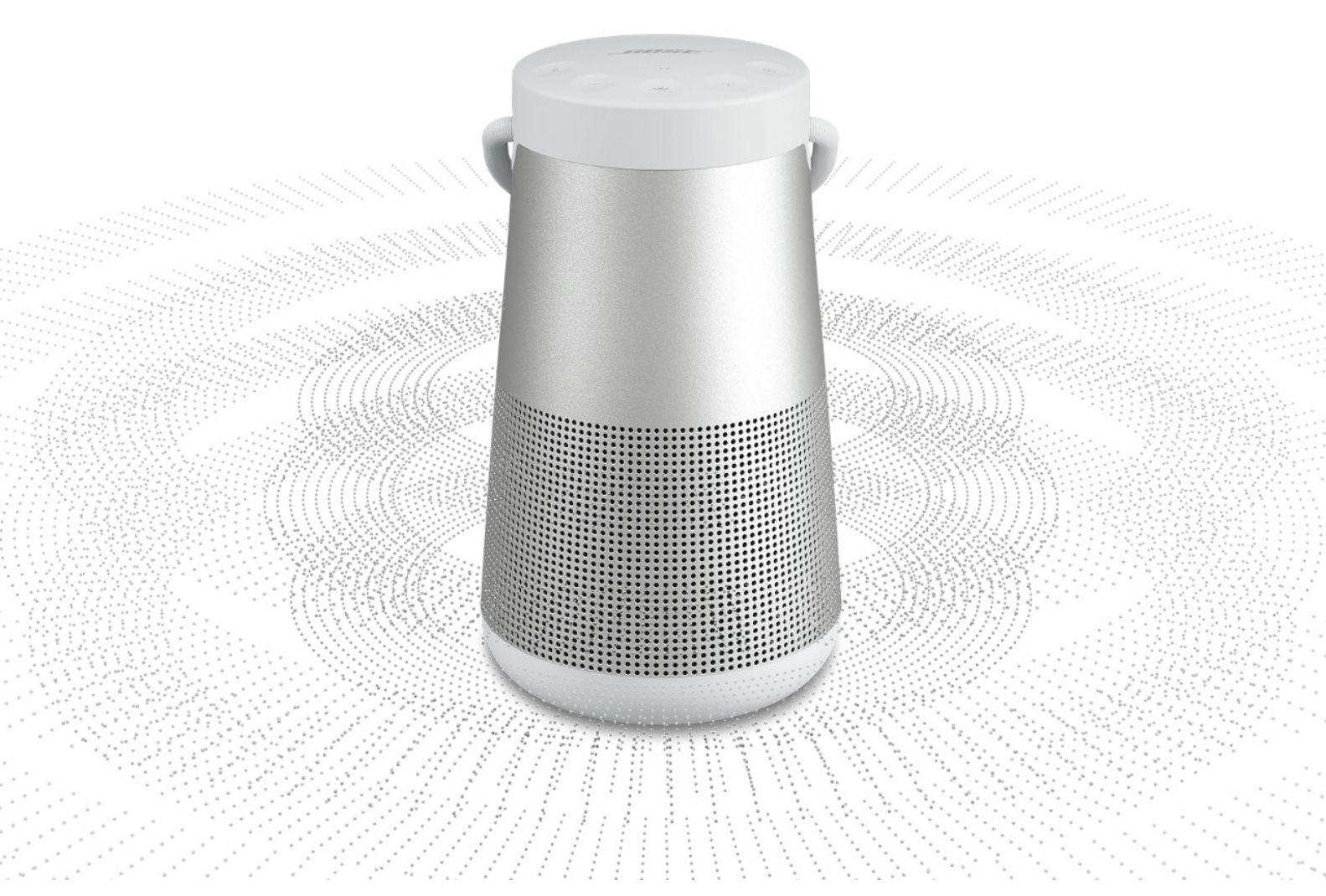 楽天市場 Bose Soundlink Revolve Bluetooth スピーカー ポータブル ワイヤレス ブルートゥース 360 全方位 Nfc対応 Ipx4 防滴 ボーズ オンラインストア スピーカー ボーズ Bluetooth スピーカー