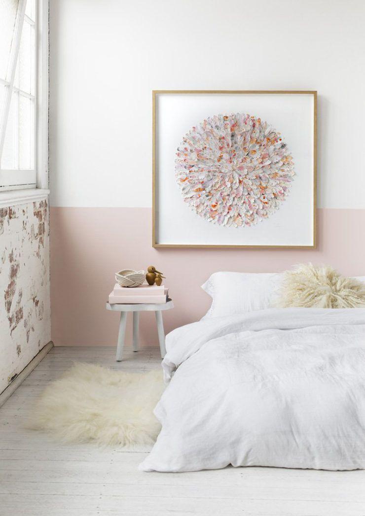 effetto boiserie: colore a metà parete nel 2019 ...