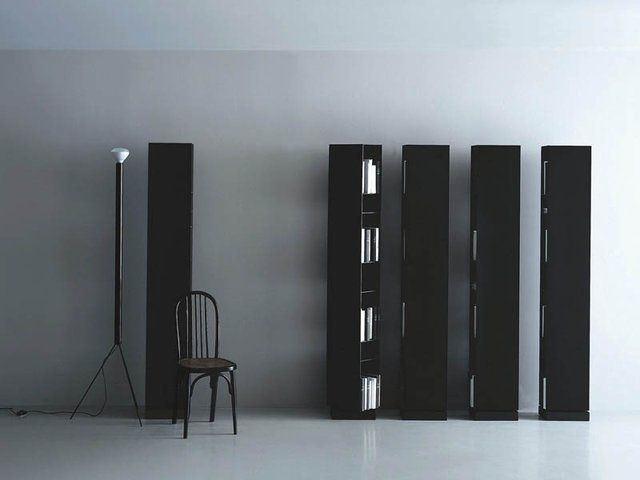 Sidewall Bookcase by Piero Lissoni
