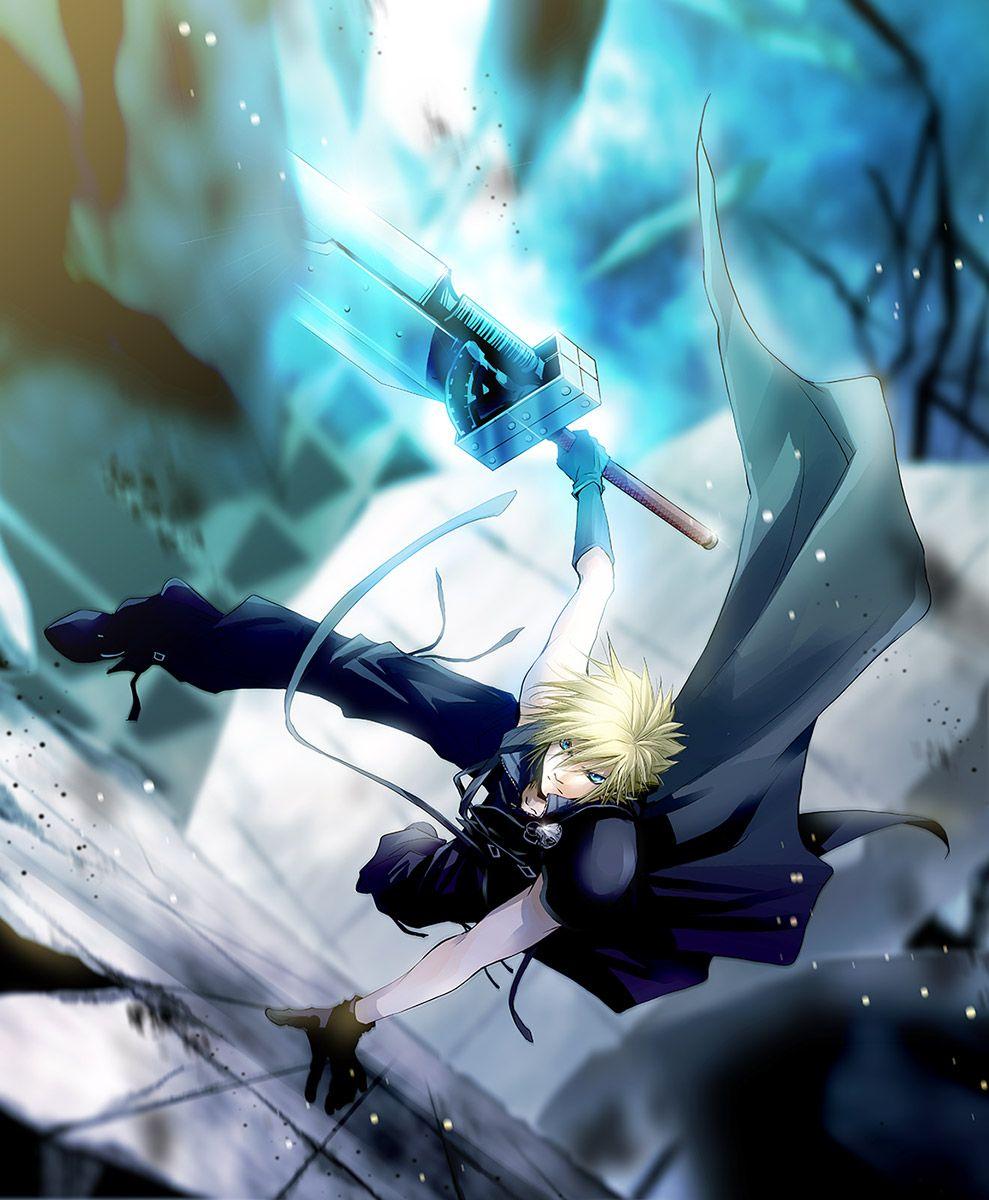Cloud Strife | Final Fantasy VII #game