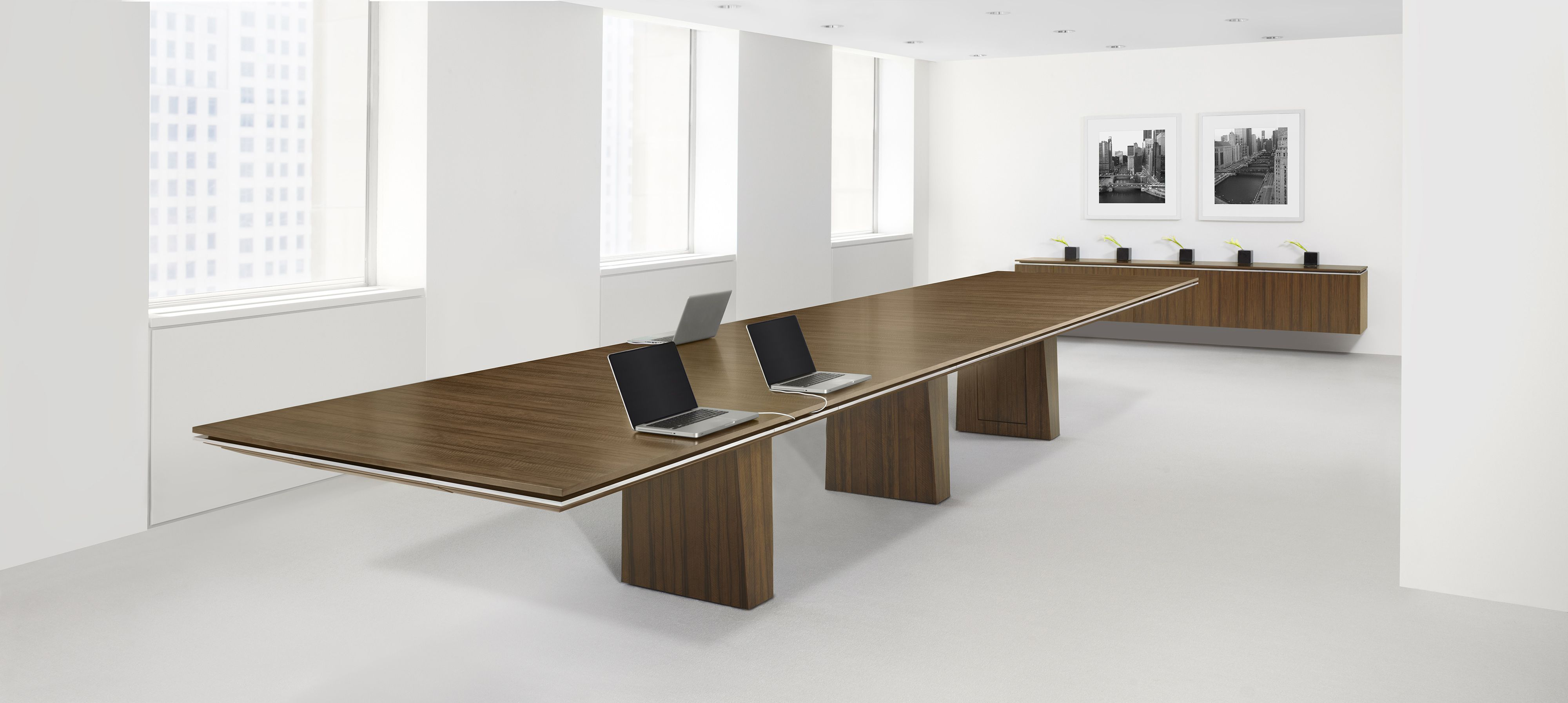 Mesa by HALCON  Boardroom table design, Boardroom table