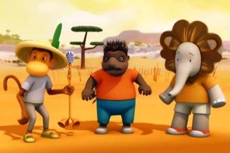Babar ve Badou,Miika Çocuk dan bir yeni çizgi film daha geliyor,adı Babar ve Badou.Kral Babar ın 8 yaşındaki torunu Badou nun arkadaşlarıyla ormanda ya�