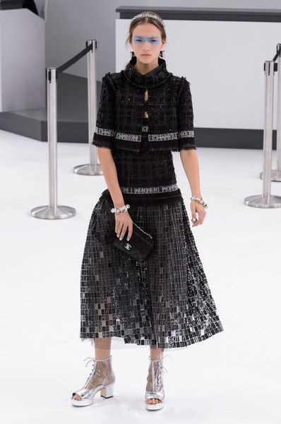Chanel at Paris Fashion Week Spring 2016 - Livingly